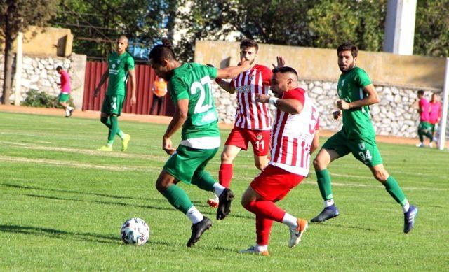 TFF 3. Lig: Muğlaspor: 0 1954 Kelkit Belediye: 1