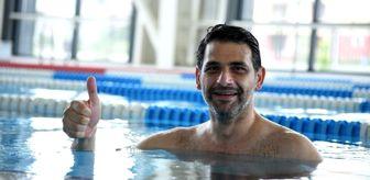 Köseköy: Kocaman gençlerle yüzme etkinliği düzenledi