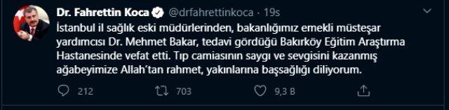 Mehmet Bakar kimdir, kaç yaşında, nereli, ne yapıyor?  Mehmet Bakar ne zaman öldü, nasıl öldü?