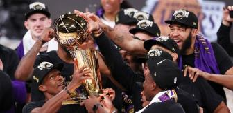 Miami Heat: NBA'de şampiyon Los Angeles Lakers oldu