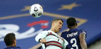 Kylian Mbappe: Cristiano Ronaldo korona virüse yakalandı