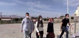 Muş: Son dakika haberi: Gönüllü eğitim neferleri öğrencileri için okulu temizledi