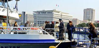 Fethi Sekin: Son dakika haberi | İzmir'de deniz ulaşımı yükseliyor
