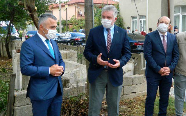 Kırklareli Valisi Osman Bilgin: Şu anda nisan ayından 3 kat daha kötüyüz