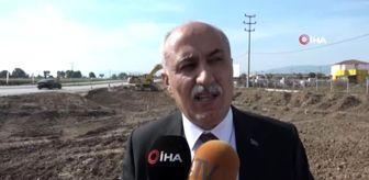 Davut Aydın: Yenişehir'e yapılacak kavşak ilçeye değer katacak