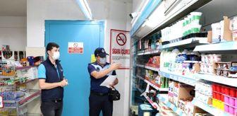 Düzce: Akçakoca'da zabıta ekipleri gramaj ve etiket denetimi yaptı