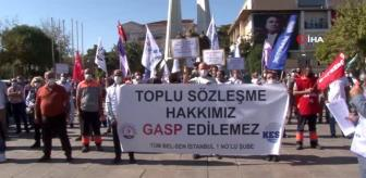 Kemal Kılıçdaroğlu: Bakırköy Belediyesi çalışanlarından eylem