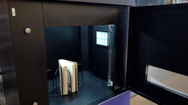 Kayseri'de kütüphaneler düzenli olarak sterilize ediliyor