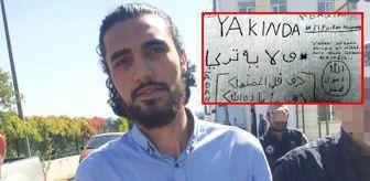 El Bağdadi: Adana'da, intikam yemini edip sosyal medyadan paylaşan DEAŞ'lı terörist tutuklandı