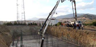 Kastamonu: Tosya'da jandarma binasının temeli atıldı