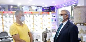 Mustafa Erdem: Diyarbakır'da korona virüs denetimlerinde 19 milyon lira ceza kesildi