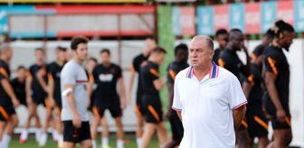 Christian Luyindama: Galatasaray'da Aytemiz Alanyaspor maçı hazırlıkları