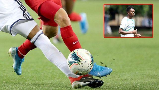 Gole sebebiyet veren futbolcu, takım arkadaşları tarafından dövülerek öldürüldü