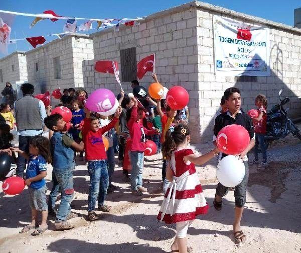 Türkiye sayesinde, İdlib'de 162 aile daha evlerine kavuştu