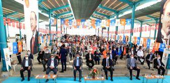 Yunak: AK Parti Yunak ve Akşehir ilçe kongreleri yapıldı