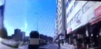 Şirinevler: Bahçelievler'de motosikletin çarptığı çaycının feci ölümü