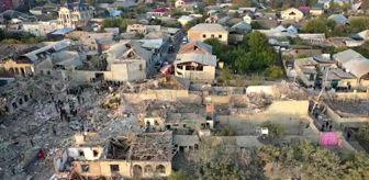 Leman: Ermenistan, ikinci kez Azerbaycan'ın Gence kentindeki sivilleri orta menzilli balistik füzeyle uykudayken vurdu (2)