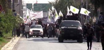 Kerkük: Kerkük'te KDP'ye tepki gösterisi