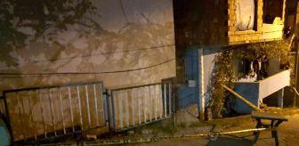 Mimarsinan: Sokak ortasında silahlı saldırıya uğradı