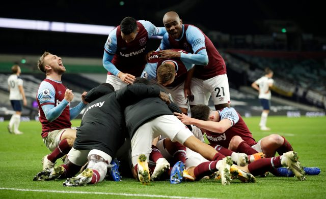 West Ham'dan inanılmaz geri dönüş! 6 gollü maçta beraberliği kurtardılar