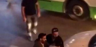 Yakalanıp Gözaltına Alındı: 'Yol verme' kavgasında tabancayla sürücünün üstüne yürüdü (2)