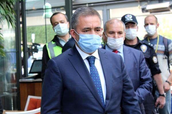 Çankaya'da pandemi ile mücadelede 5 milyon 500 bin TL idari para cezası