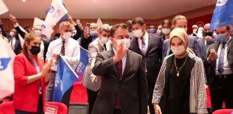 Ali Babacan: DEVA Partisi Genel Başkanı Ali Babacan, Karabük'te konuştu