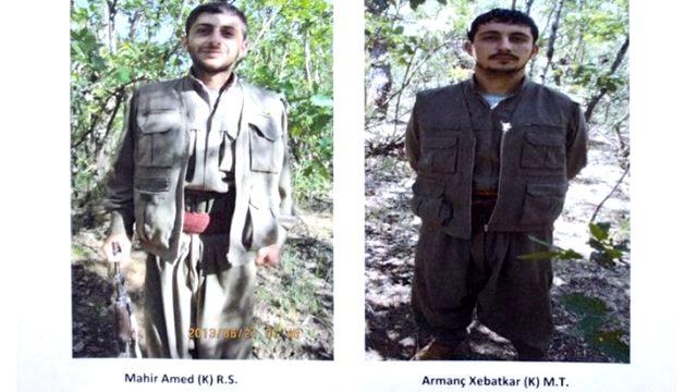 Son Dakika! Eylem hazırlığında olan, biri devlet hastanesinde görevli 4 PKK'lı terörist tutuklandı