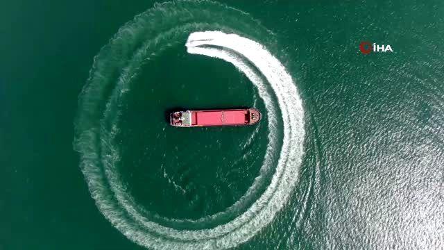 Son dakika haberi: Aksiyon filmlerini aratmayan operasyon: Mersin Limanı'nda 220 kilo kokain ele geçirildi