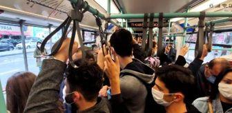 Cevizlibağ: Bağcılar-Kabataş tramvayında dikkat çeken yoğunluk