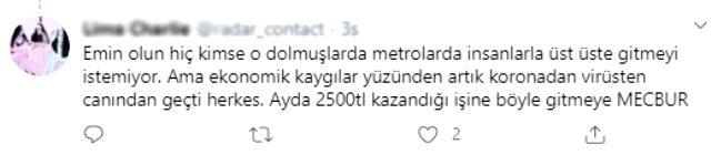 Bakan Koca'nın işe giden vatandaşlar için sunduğu çözüm önerisi yorum bombardımanına tutuldu