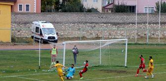 Bayburt: Son dakika haberleri: Bayburt Özel İdarespor, ligdeki ikinci galibiyetini alarak puanını 6'ya yükseltti