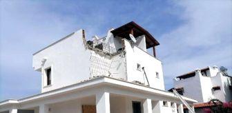 Ahmet Aras: Bodrum'da 380 kaçak yapı yıkıldı