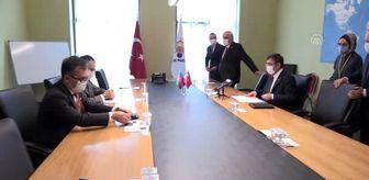Cevdet Yılmaz: Cevdet Yılmaz: 'Azerbaycan tarihi bir süreç içerisinde'