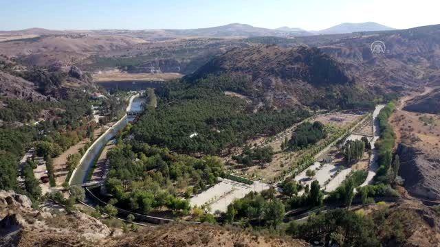 Yenilenen Çubuk 1 Barajı'nın açılışı 29 Ekim'de yapılacak (2)