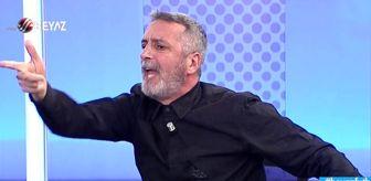 Beyaz Tv: Mikrofonu açık unutan Abdülkerim Durmaz'dan canlı yayında ağır küfür