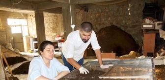 Kumlu: Solucan gübresi Sasonlu çiftin geçim kaynağı oldu