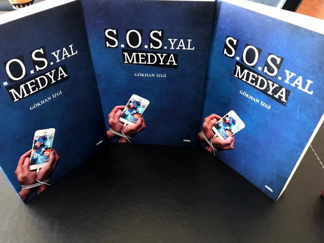 Sosyal medyayı yeniden tanımlayan S.O.S.YAL MEDYA kitabı çıktı
