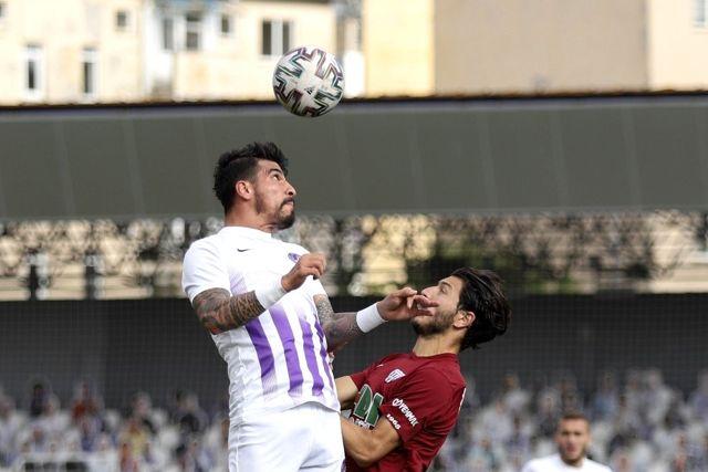TFF 1. Lig: Ankara Keçiörengücü: 1 RH Bandırmaspor : 0 (Maç sonucu)