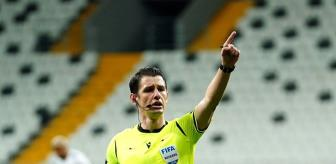 Mustafa Emre Eyisoy: UEFA'dan hakem Halil Umut Meler'e görev