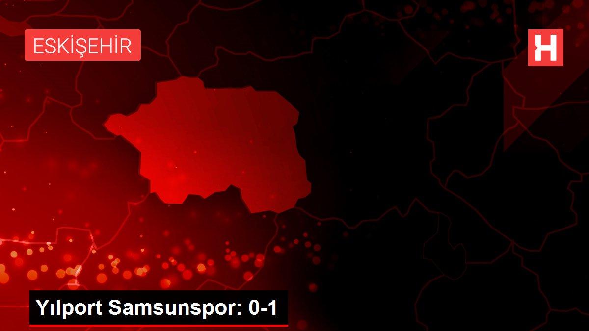 Yılport Samsunspor: 0-1