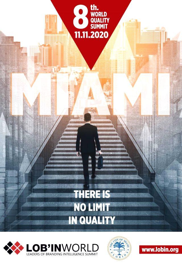 8. Dünya Kalite Zirvesi Miami'de toplanıyor