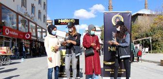 Cumhuriyet Caddesi: Ağrı'da anneler uyuşturucu ve madde bağımlılığına karşı bilgilendirildi