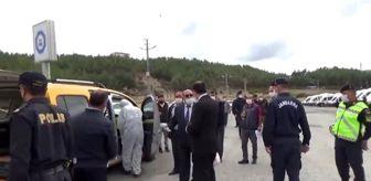 Boyabat: Sinop'ta bir mahalle karantinaya alındı
