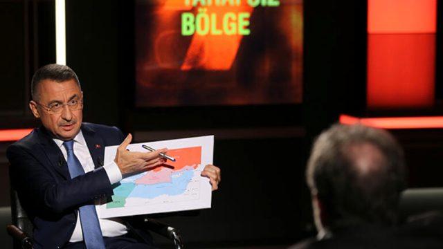 Cumhurbaşkanı Yardımcısı Oktay: Azerbaycan'dan asker talebi gelirse Türkiye tereddüt etmez