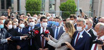 İyi Parti: İYİ Parti'de 'FETÖCÜ' tartışması mahkemeye taşındı: İl Başkanı Buğra Kavuncu'dan Ümit Özdağ hakkında suç duyurusu