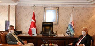 Gürün: Muğla Büyükşehir Belediye Başkanı Gürün, Marmaris'i ziyaret etti
