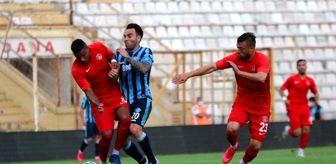 Sait Karafırtınalar: TFF 1. Lig: Adana Demirspor: 4 Ümraniyespor: 2