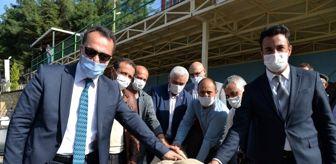 Osman Yılmaz: Bilecik'te kıvırcık ırkı damızlık 308 adet koç dağıtıldı