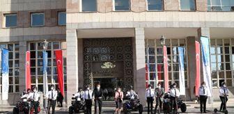 Celal Doğan: Büyükşehir'den güvenlik görevlilerine yeni ekipman desteği